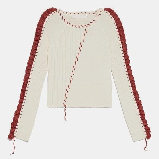 Labo Details Sweater