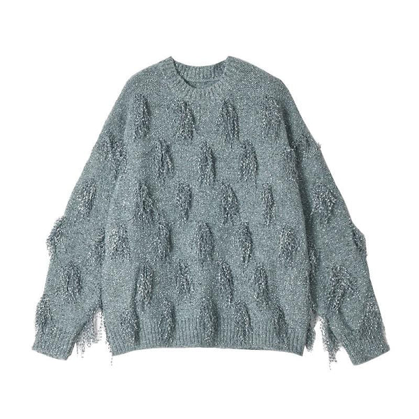 Lela Grey Sweater