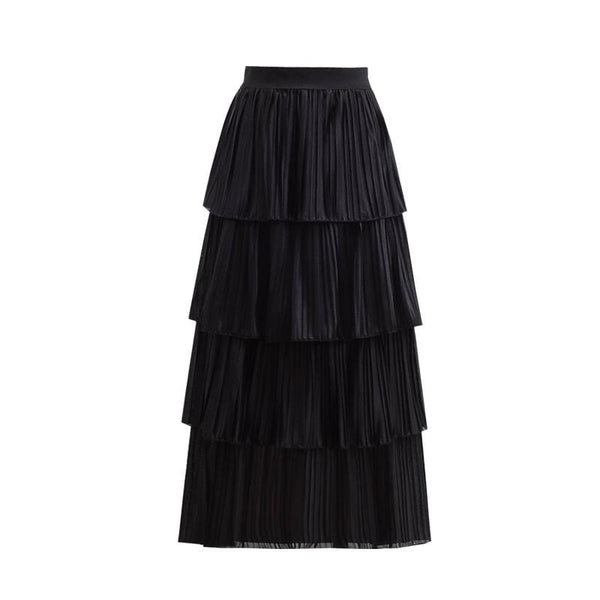 Lia Black Skirt
