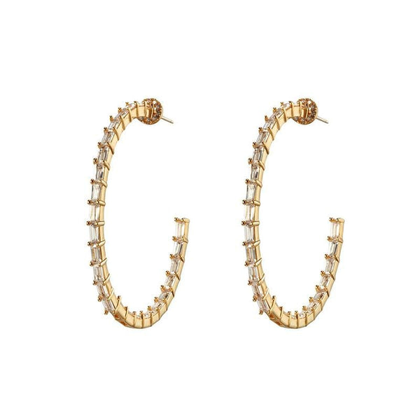 Liv Gold Earrings