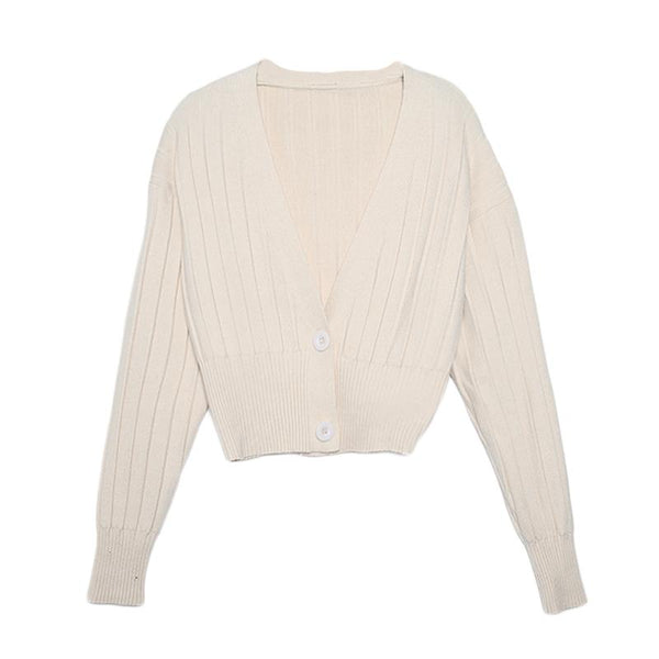 Malia Knit Nude Top