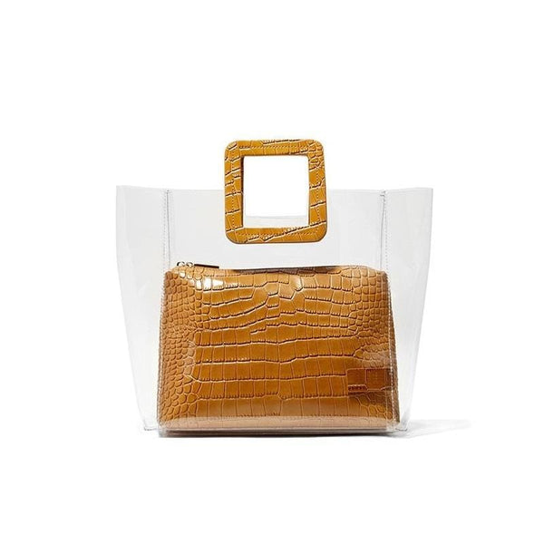 PVC Brown Bag