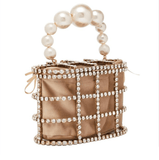 Pearl and Embellished Bag
