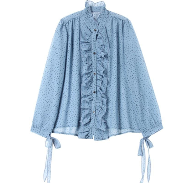 Bera Ruffled Top