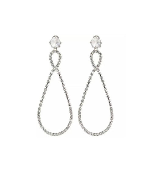 Ramsi Crystal Earrings