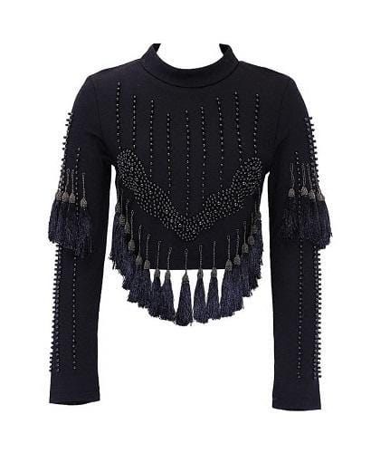 Rylen Embellished Top