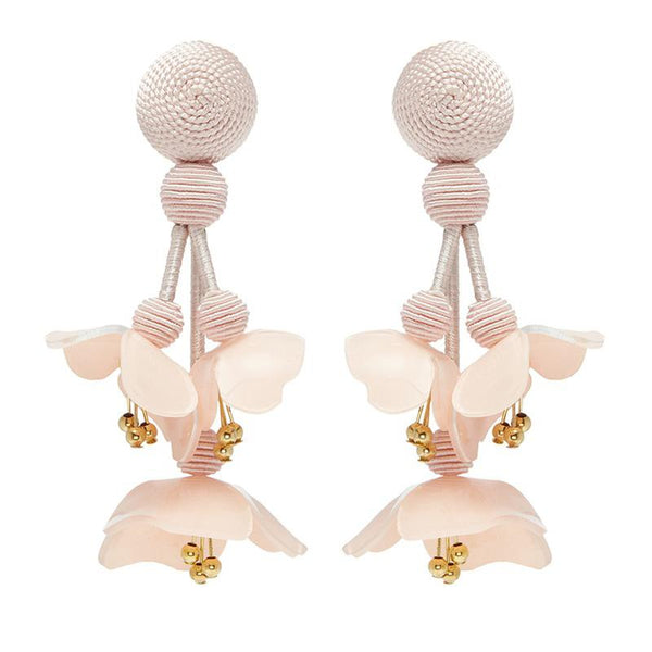 Sandy Pink Earrings