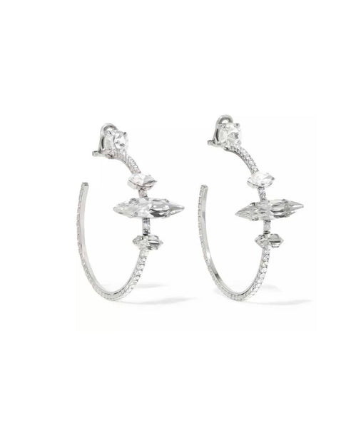 Stefano Crystal Earrings