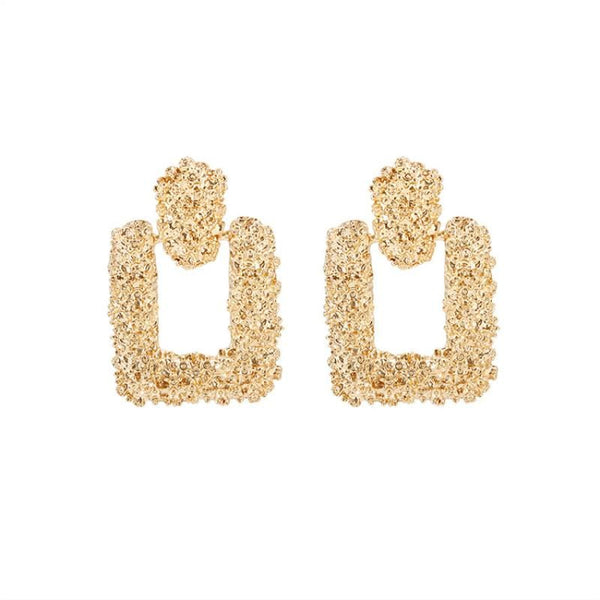 Susie Gold Tone Earrings