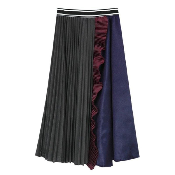 Vina Ruffled  Skirt