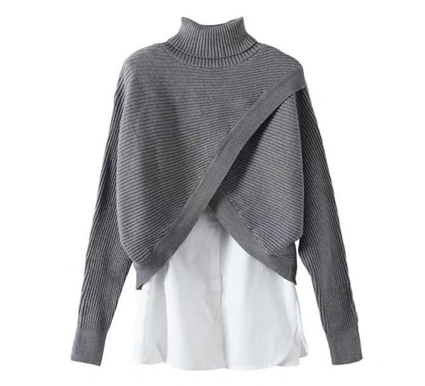 Fitz Grey Sweater