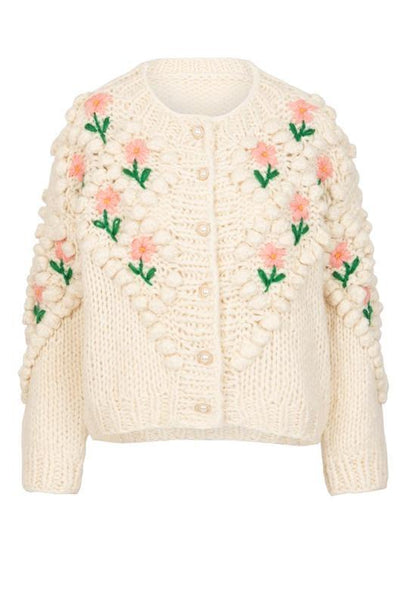 Flower and Pearl Jacket