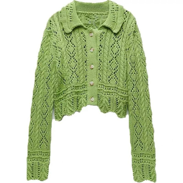 Maya Knitted Jacket
