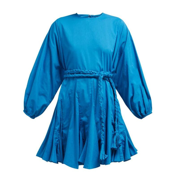 Fraya Blue Dress