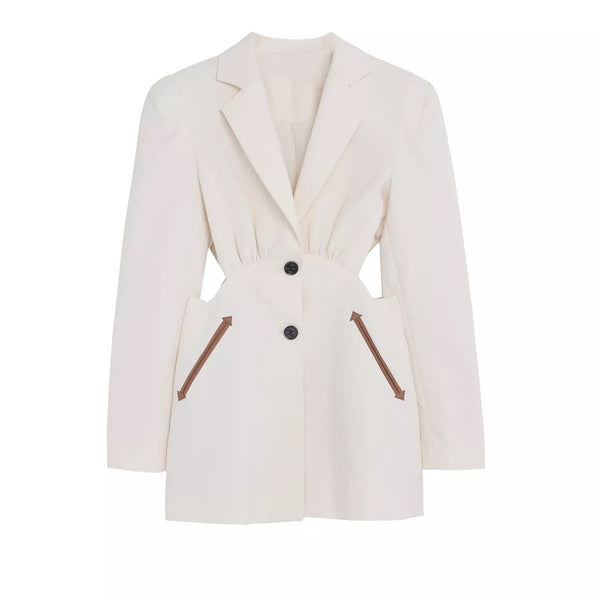 Holli Cutout Blazer Jacket