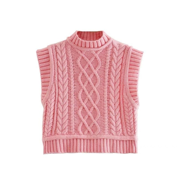 Dion Knitted Top