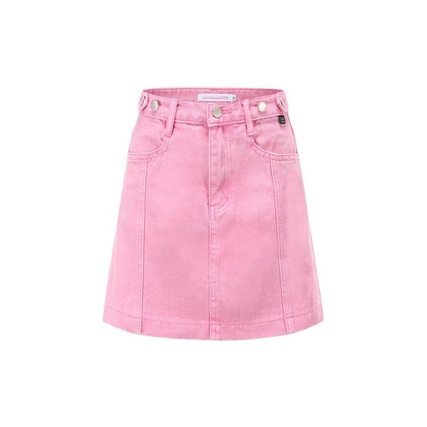 Sally Pink Skirt