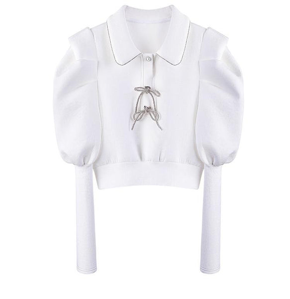 Edia Now Details White Top