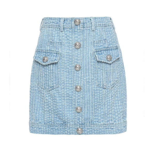 Vienna Denim Skirt