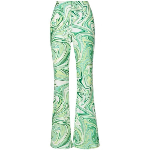 Bella Printed Pants
