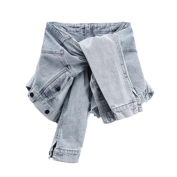 Eliza Denim Short