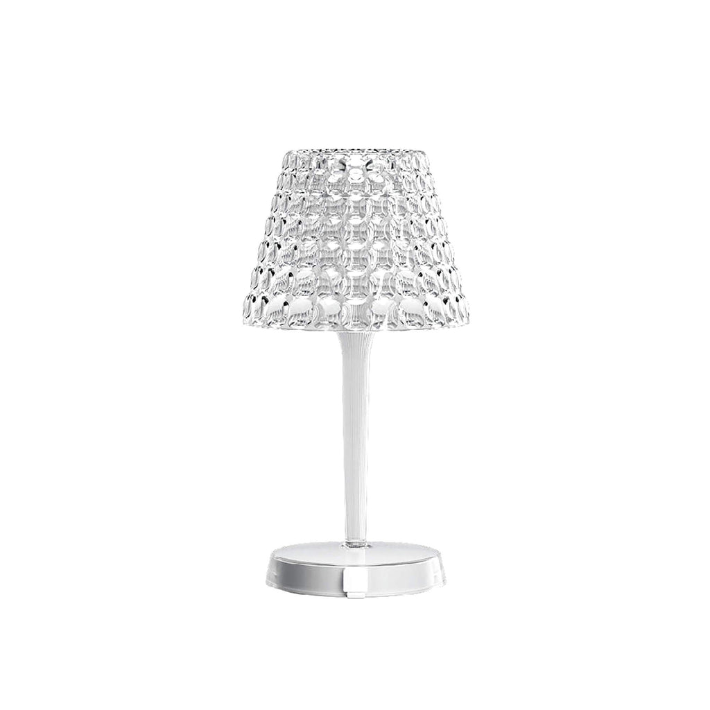 Guzzini Tiffany Wireless Table Lamp Transparent