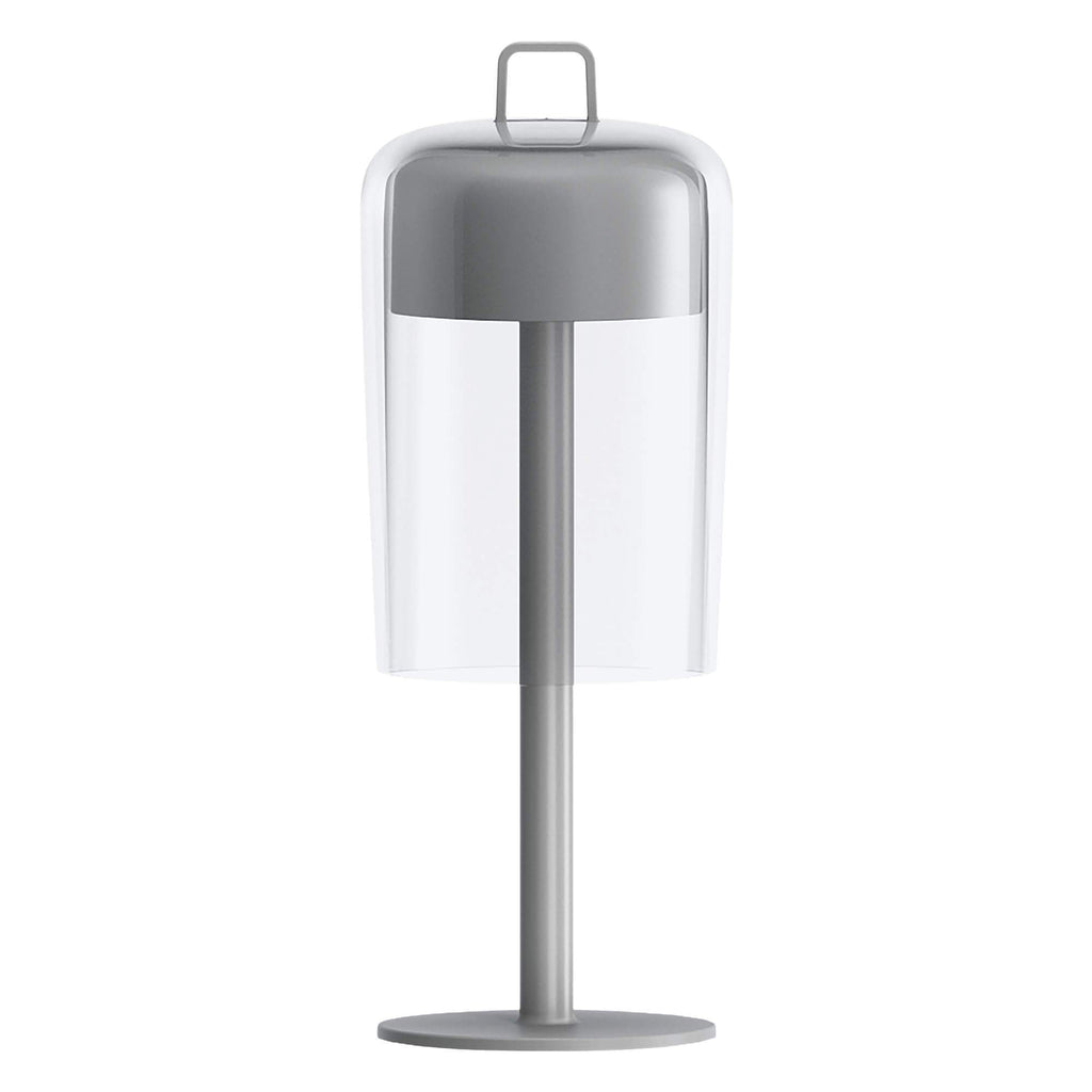 Guzzini Soiree Wireless Table Lamp Grey