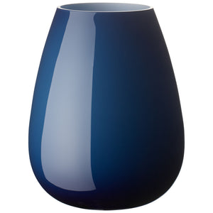 Villeroy & Boch Drop Large Vase Midnight Sky