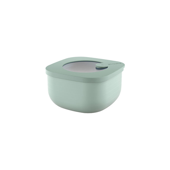 Guzzini Store & More Shallow Airtight Container Small Green