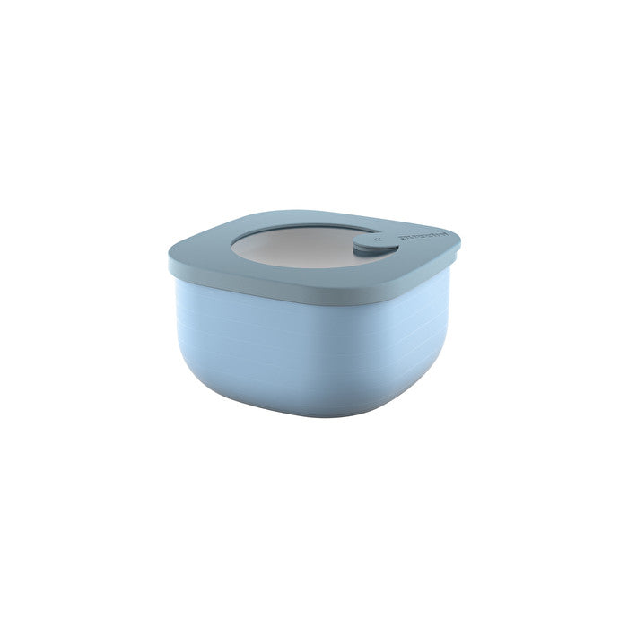 Guzzini Store & More Shallow Airtight Container Small Blue