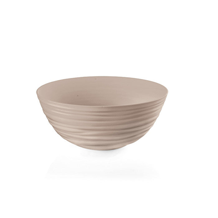 Guzzini Earth Large Bowl Taupe