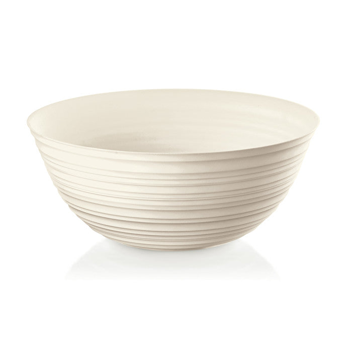 Guzzini Earth Extra Large Bowl Milk White