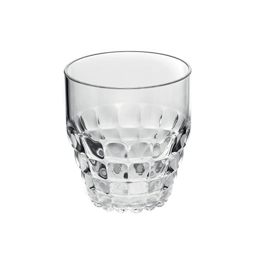 Guzzini Tiffany Low Tumbler Transparent