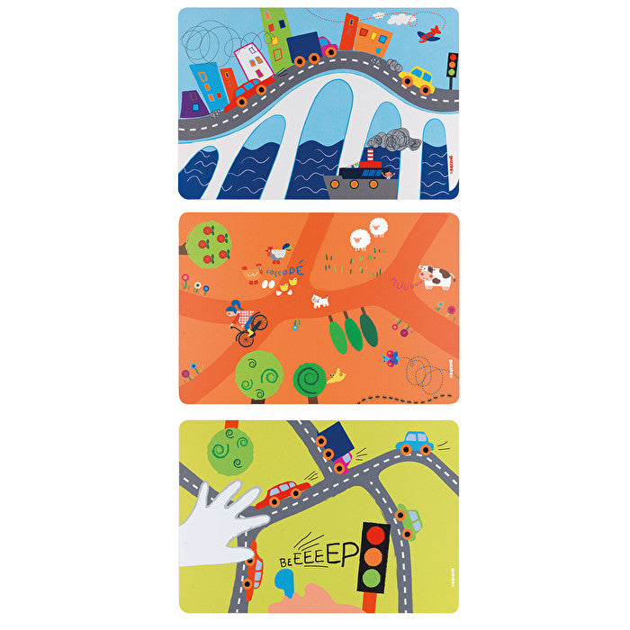 Guzzini On The Road Placemats Bimbi
