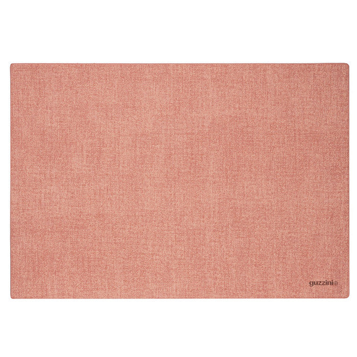 Guzzini Fabric Reversible Coral Placemat