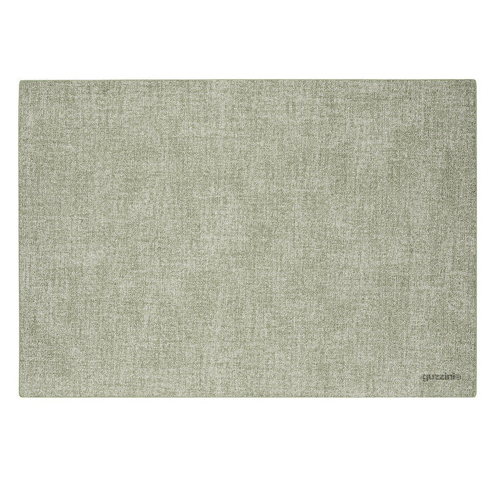 Guzzini Fabric Reversible Mint Green Placemat