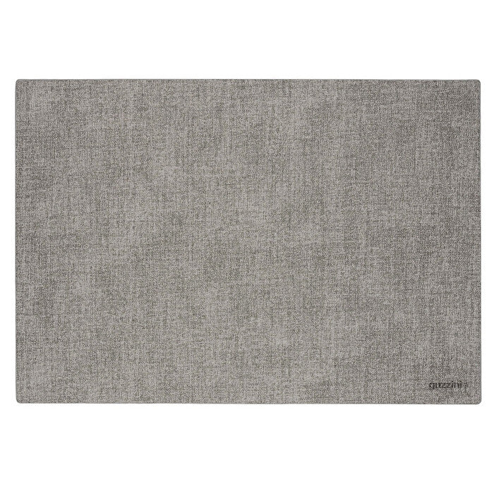 Guzzini Fabric Reversible Sky Grey Placemat