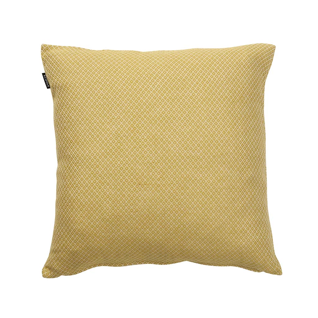 Klippan Peak Cushion Cover Yellow