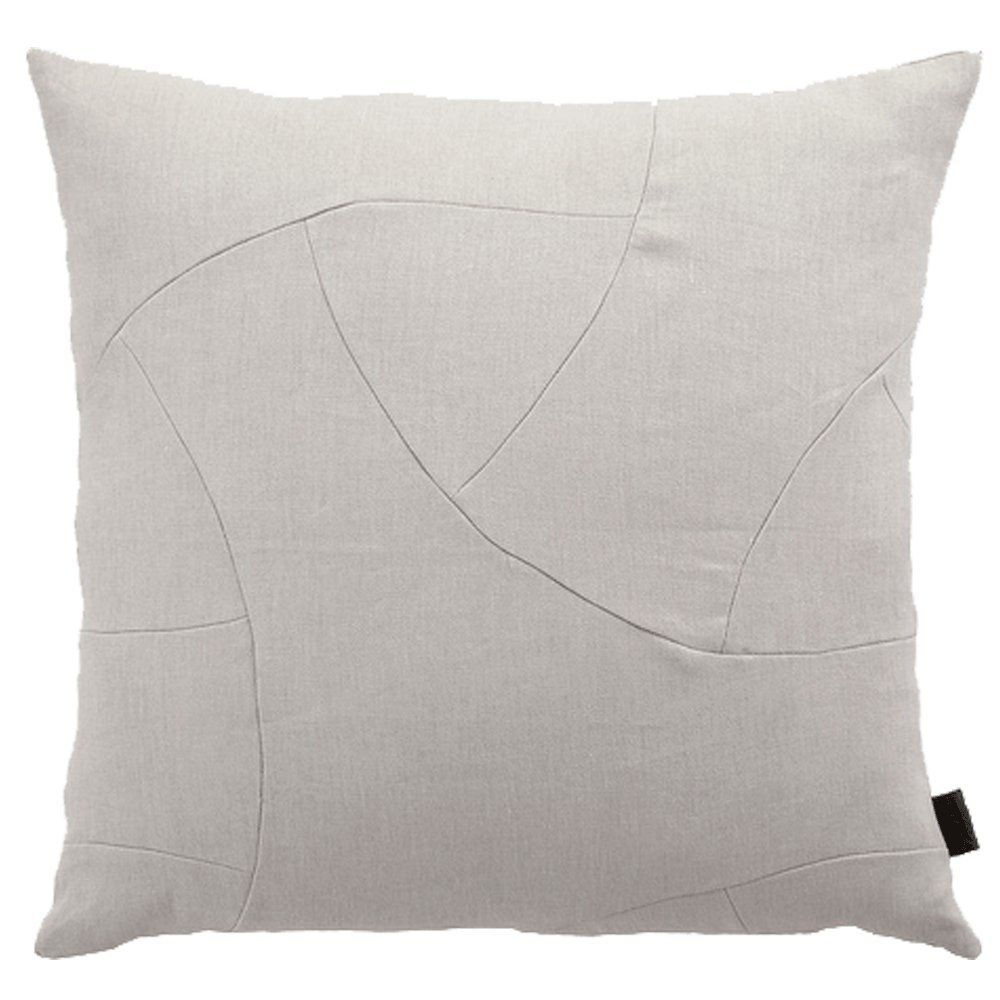 by Lassen Flow Cushion Taupe 50 x 50cm