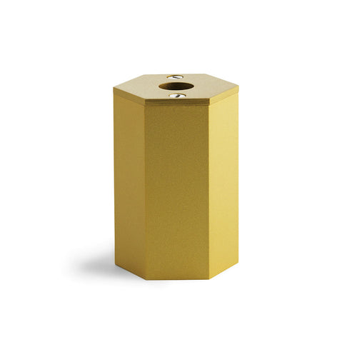 Normann Copenhagen Pencil Sharpener Gold