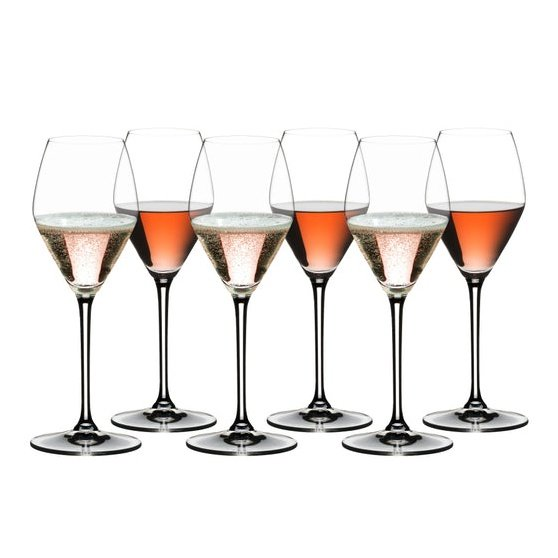 Riedel Extreme Champagne/Rose 6 Piece Gift Pack
