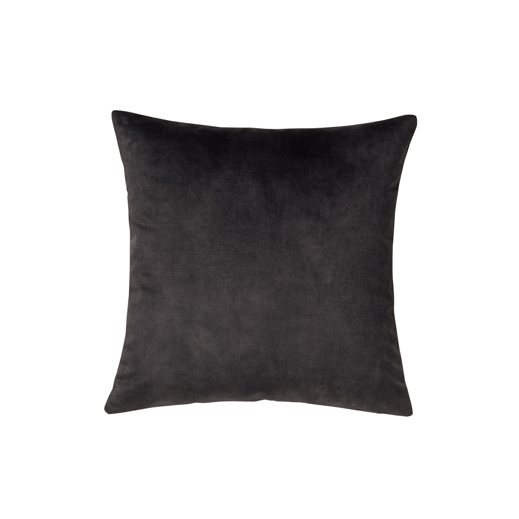 Weave Ava Cushion Coal