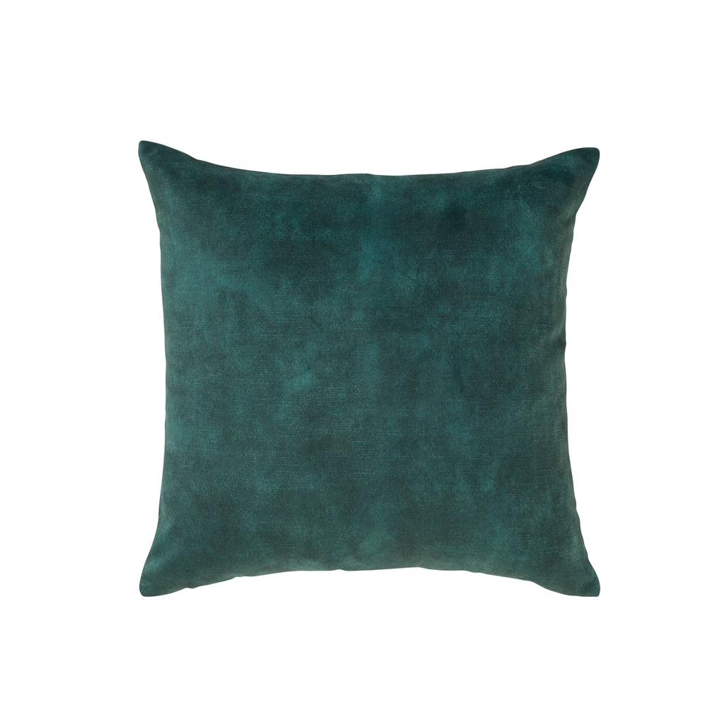 Weave Ava Cushion Emerald
