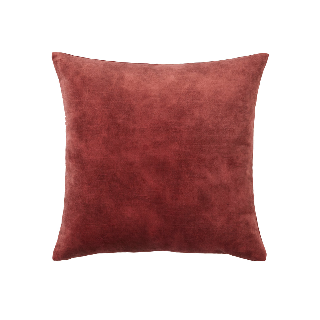 Weave Ava Cushion Madder