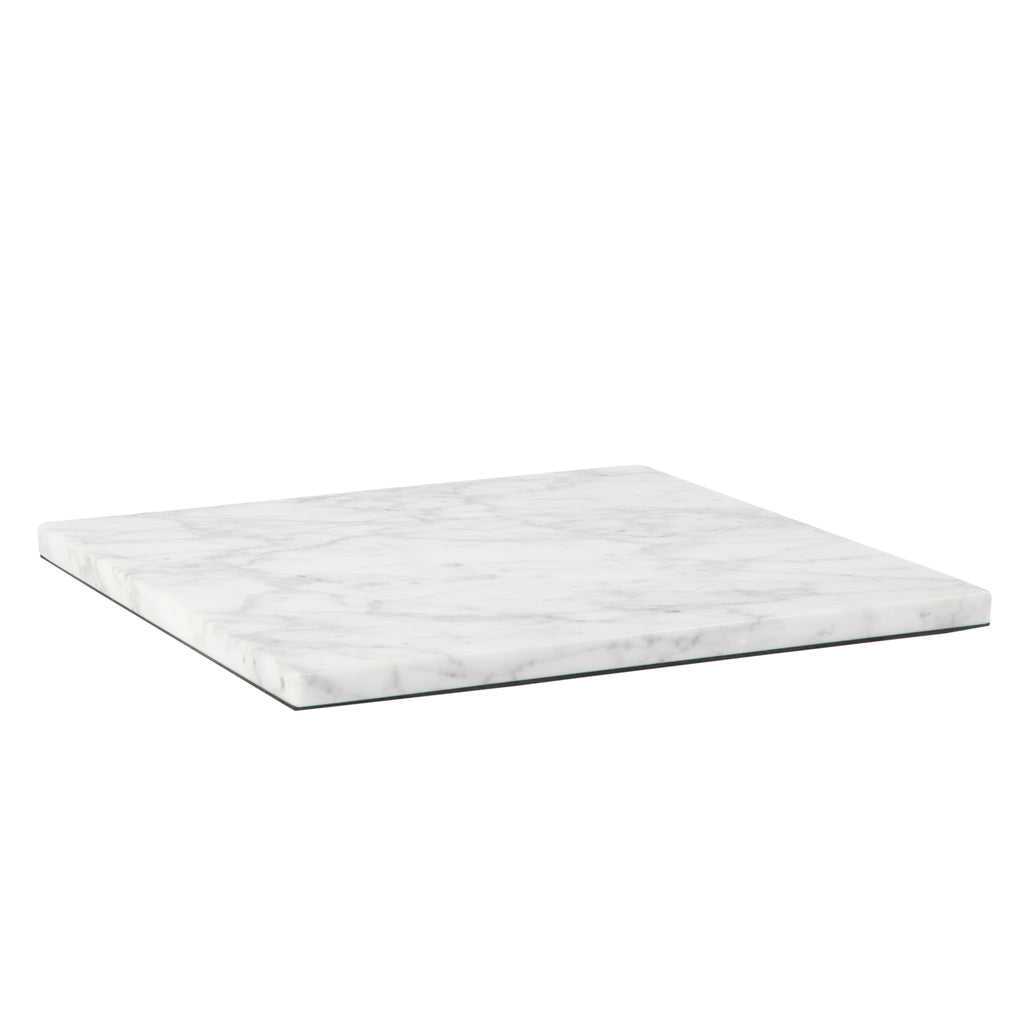 Valise Carrara Cheese Board 30cm White Marble