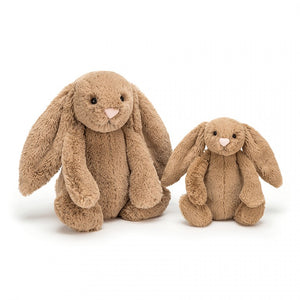 Jellycat Bashful Biscuit Bunny Small