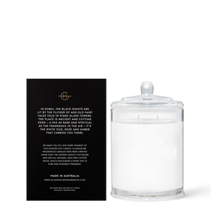 Glasshouse Fragrances 380g Arabian Nights Candle