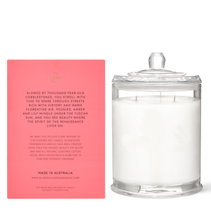 Glasshouse Fragrances 760g Forever Florence Candle