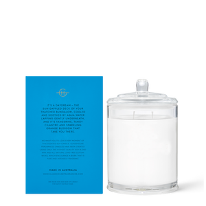 Glasshouse Fragrances 380g Bora Bora Bungalow Candle