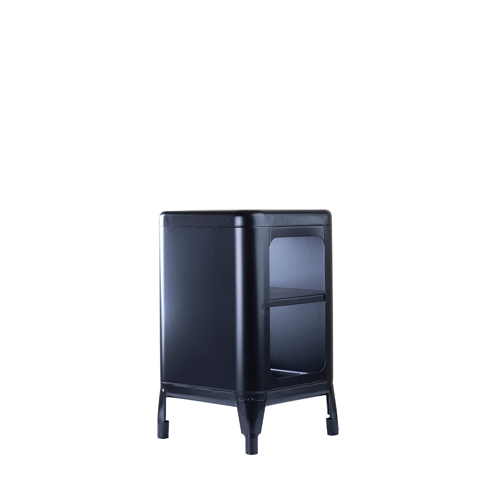 Valise Brooklyn Cabinet Small in Obsidian Black